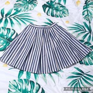 Women midi pleated skirt